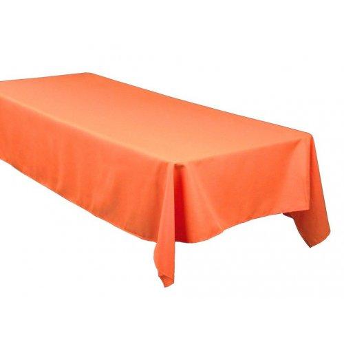 Obrus oranžový
