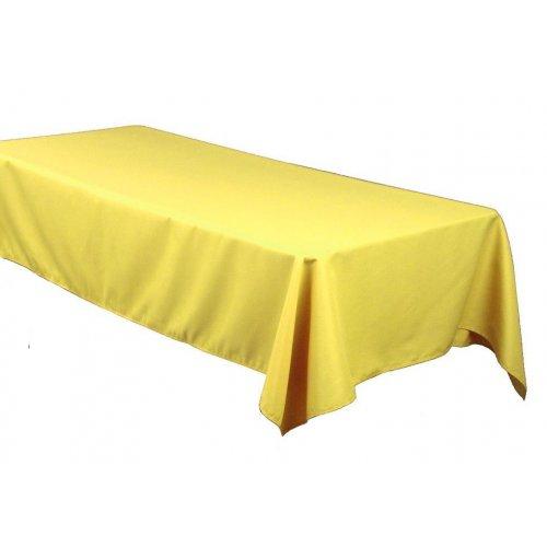 Obrus - žltý