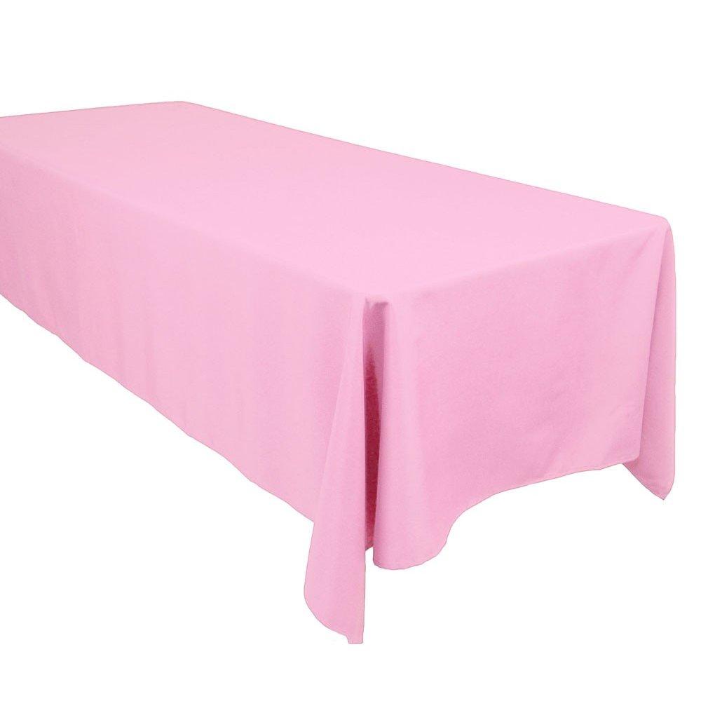 Obrus - ružový
