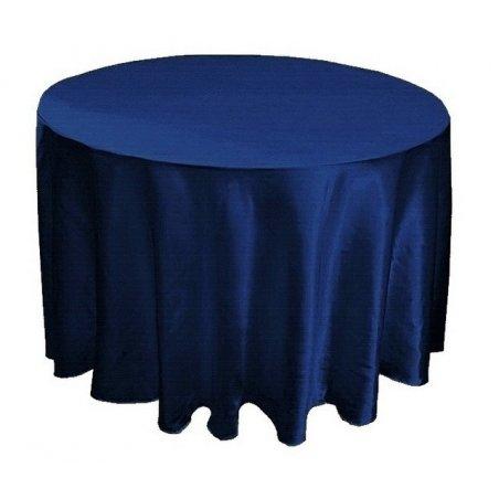 Saténový obrus modrý - rôzne rozmery