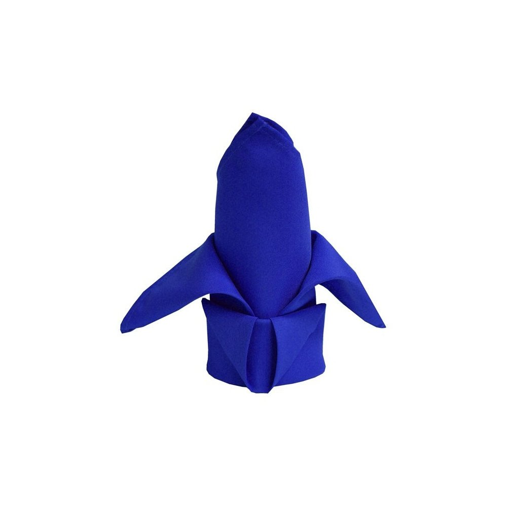 Prestieranie kráľovská modrá 33 x 33 cm