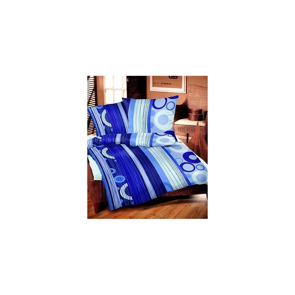Srdečná modrá 140 x 200 cm