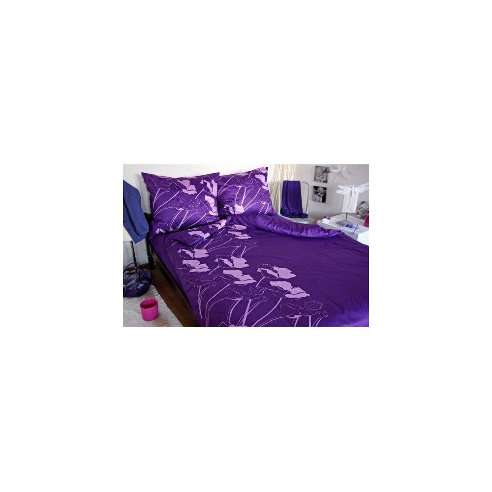 Xénia fialová 140 x 200 cm