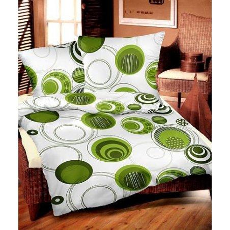 Súčasná zelená 140 X 220 cm