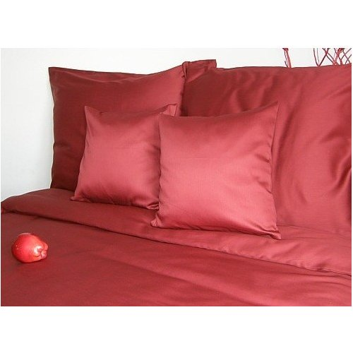 Návliečky jednofarebné 140 x 200 cm - Červené