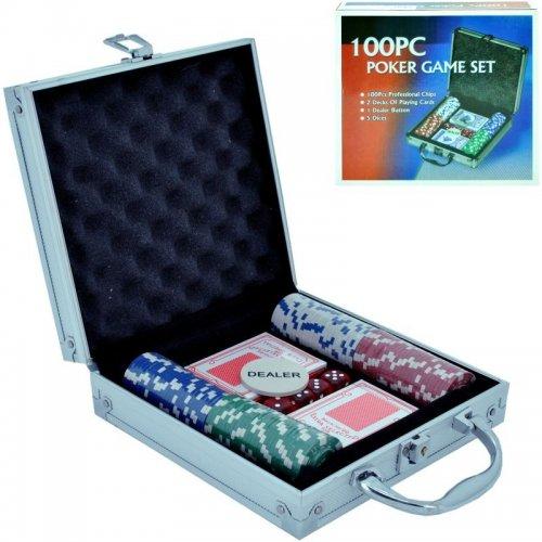 Poker set - kufrík I