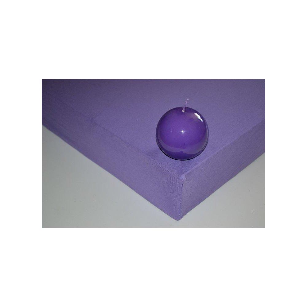 Plachta jersey - 035/2 fialová