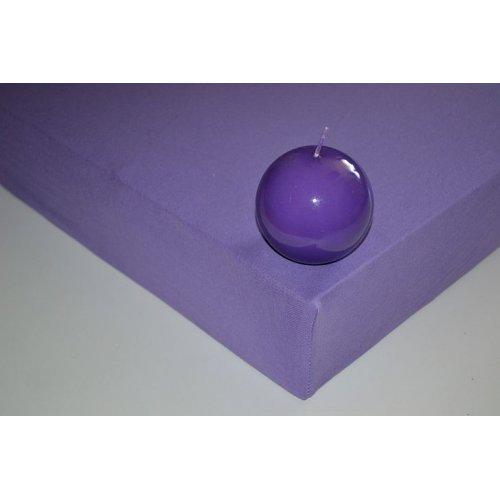 Plachta jersey - 035 fialová 90 x 200 cm