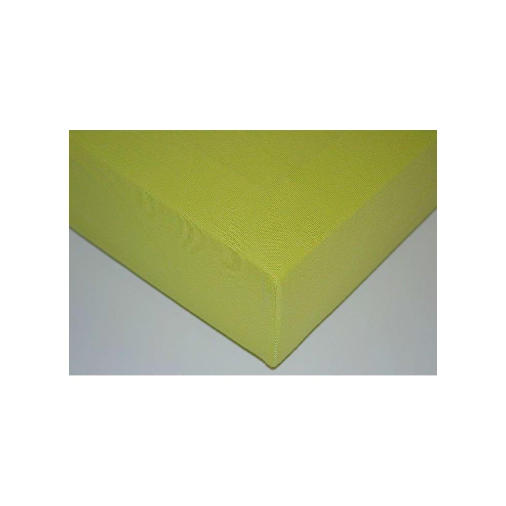 Plachta jersey - 013 olivová 180 x 200 cm