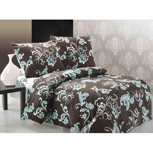 Posteľné obliečky - Mint choccolate 140 x 200 cm