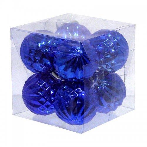 Guľka nerozbitná modrá