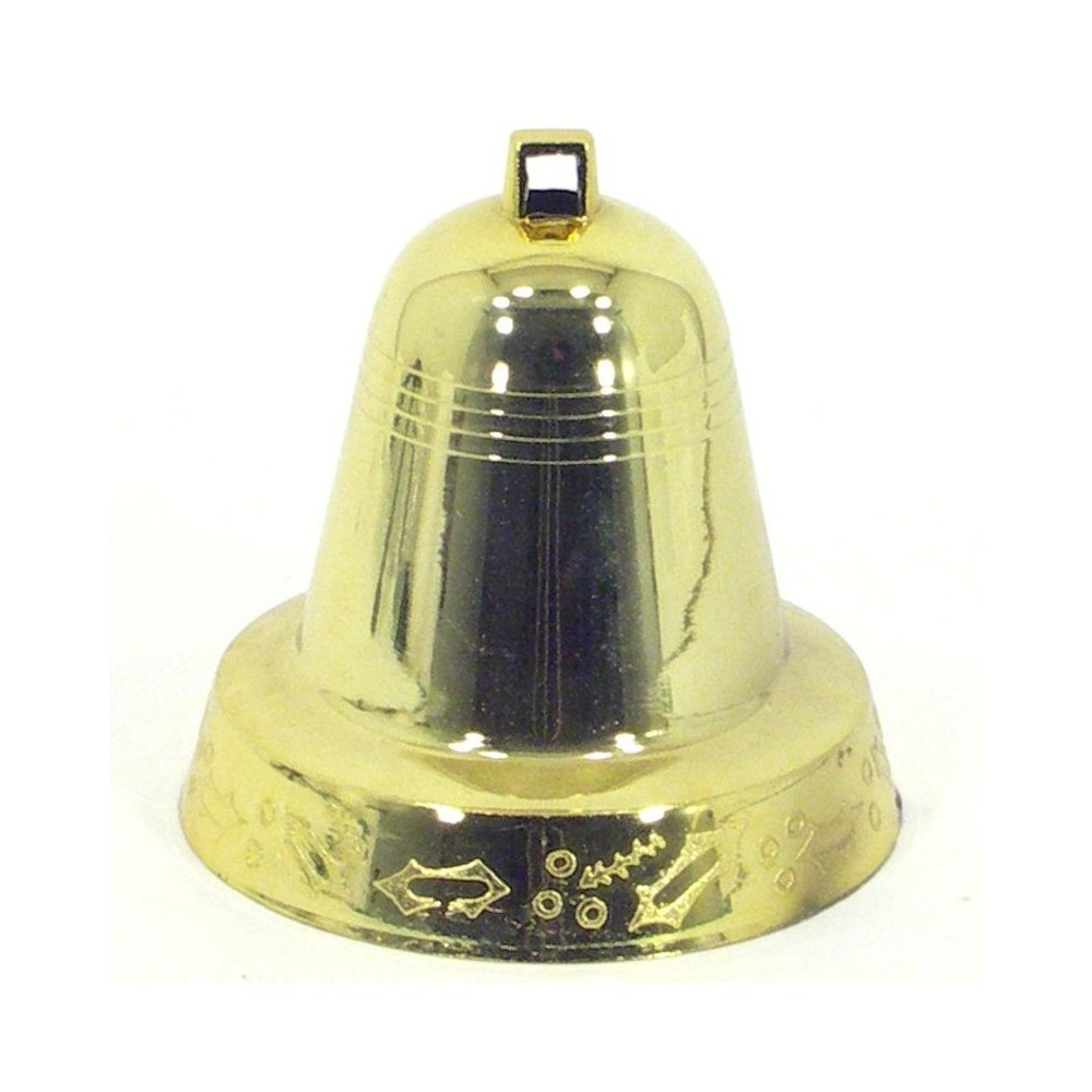 Zvonček zlatý 10 cm