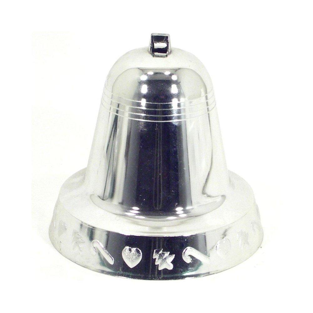 Zvonček strieborný 15 cm