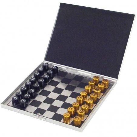 Šach - magnetický