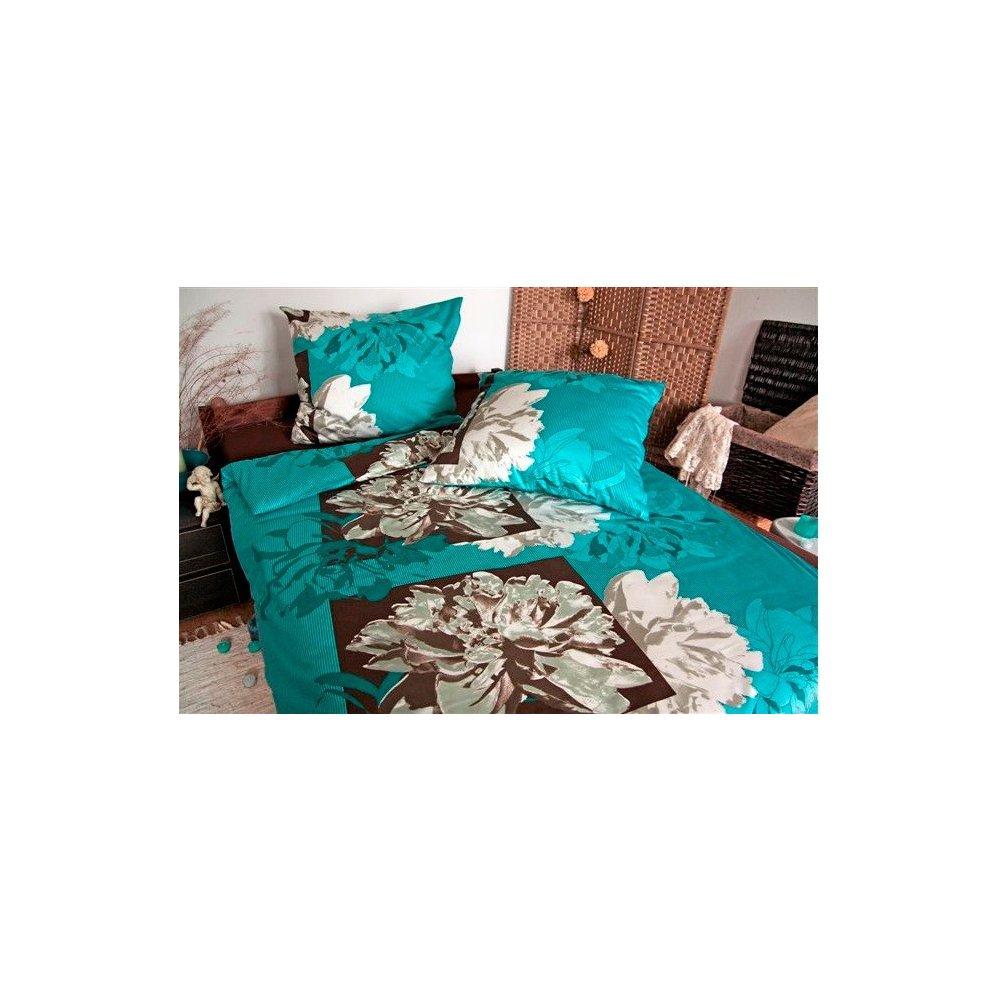 Obliečky - Kvant tyrkysová 140 x 200 cm