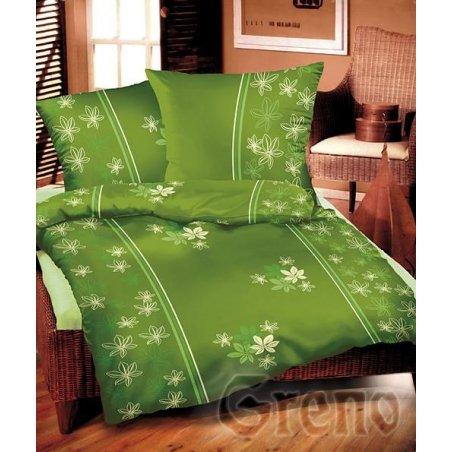 Gaštanová zelená 140 x 200 cm
