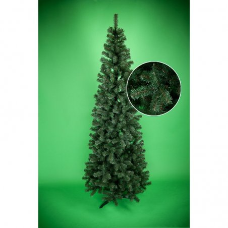 Umelý vianočný strom KAROLINA - 120cm