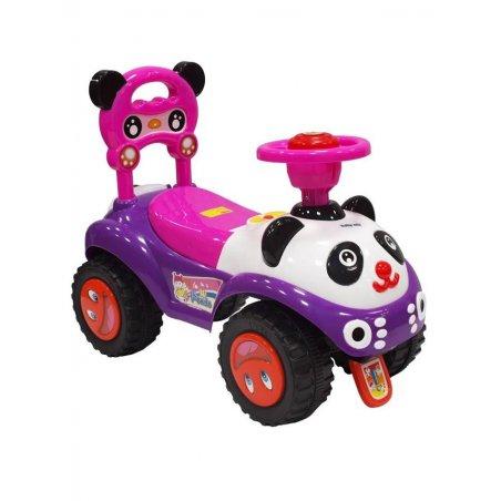 Odrážadlo Panda Baby Mix - PINK