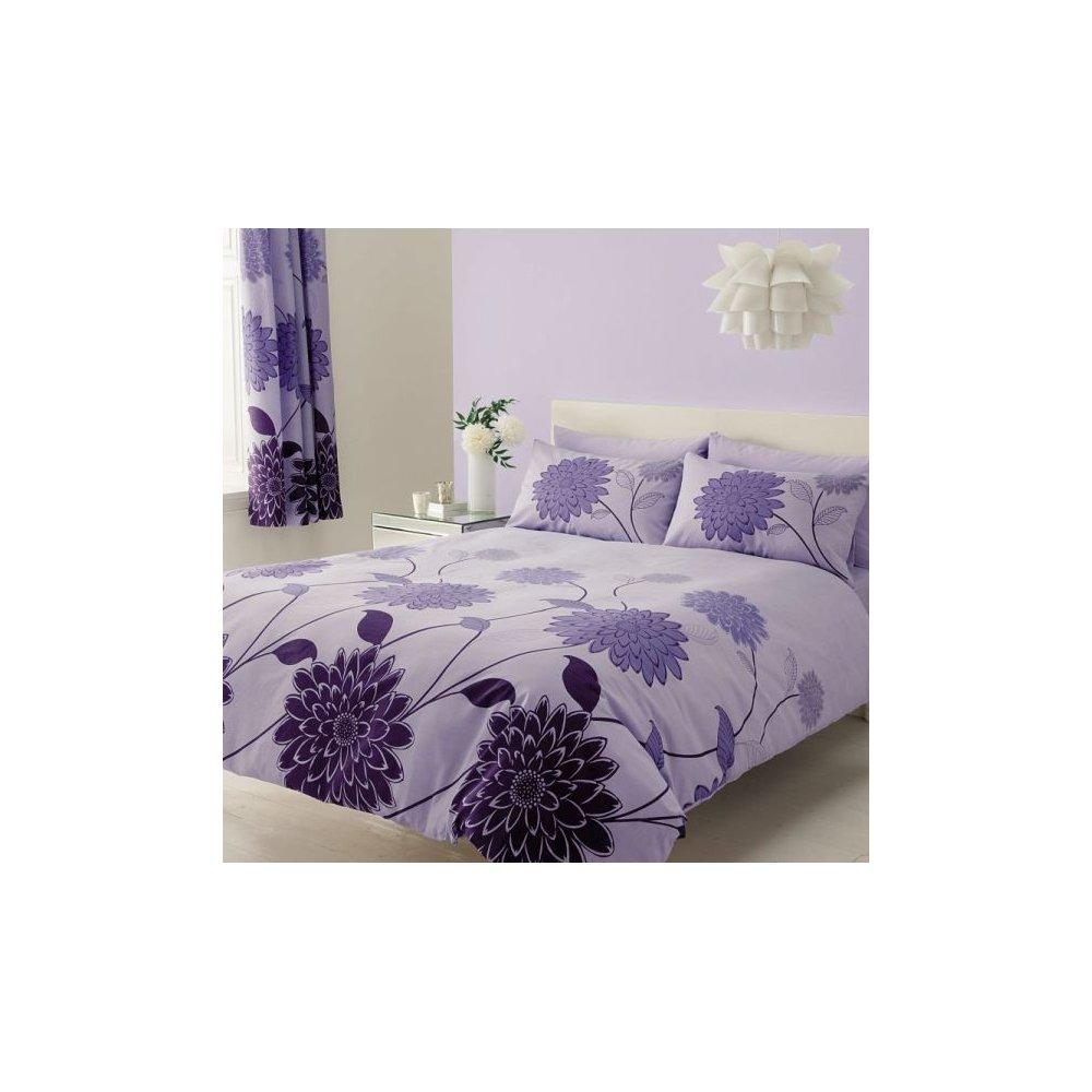 Posteľné návliečky 140 x 200 cm - Majko fialová