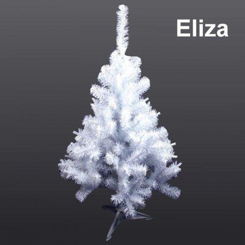 Vianočný stromček - Eliza 180 cm - biela