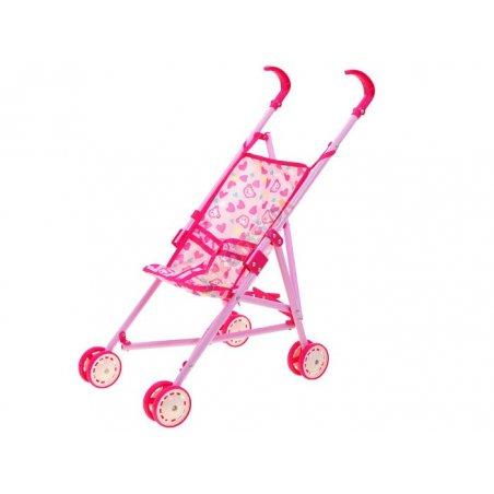 Doll stroller - detský golfový kočiarik pre bábiky - ZA1659