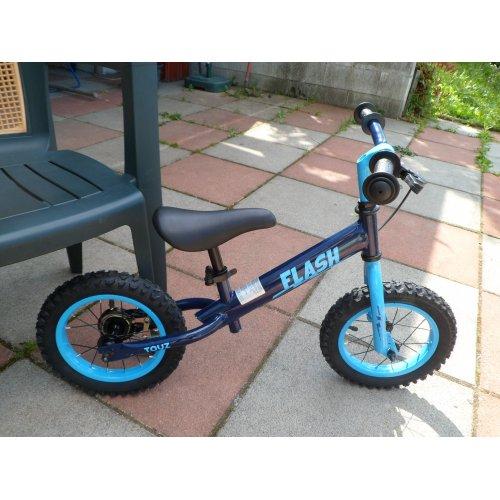 Detské odrážadlo bicykel TOYZ FLASH - Green