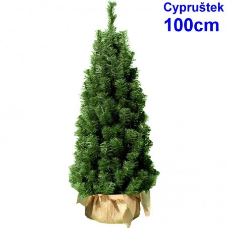 Cypruštek  od 100 cm
