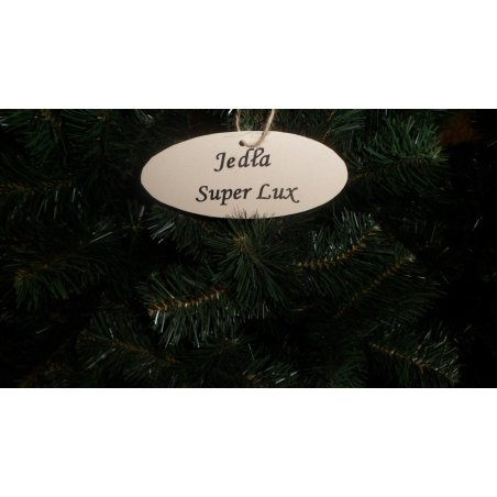 Vianočný stromček - Jedľa LUX 120 cm