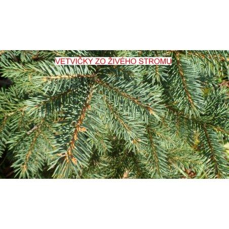 Vianočný stromček - Jedľa 3D EXCLUSIV 180 cm