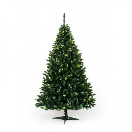 Smrek Konrád - zelené konce - 120 cm