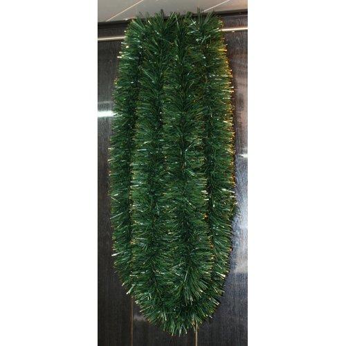 Vianočná girlanda - zlaté...