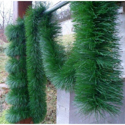 Vianočná girlanda - zelená...