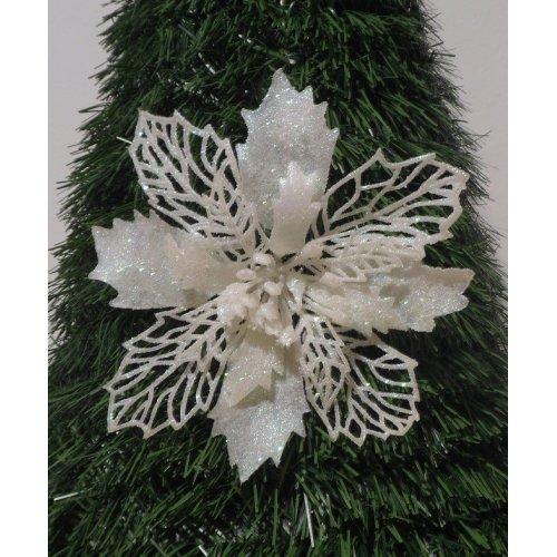 Bielo-perleťová vianočná...
