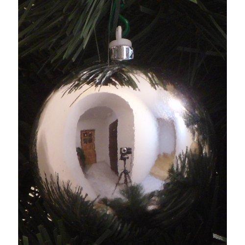 Vianočné gule Ø 6 cm 8 ks-...