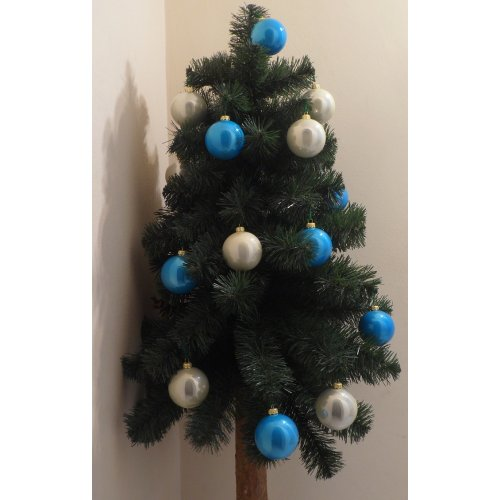 Vianočné gule nerozbitné-...