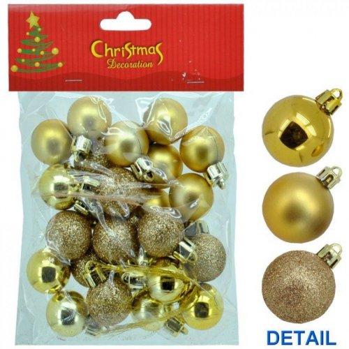 Vianočné guľky nerozbitné...