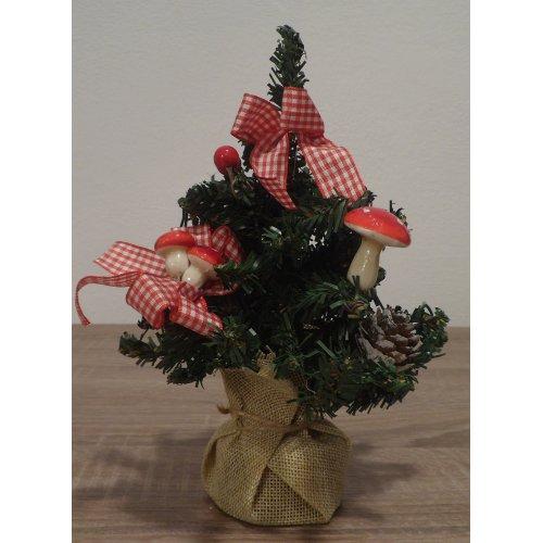 Stromček zdobený - Nina...