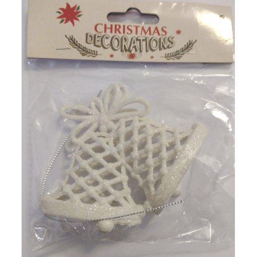 Vianočná dekorácia zvončeky...