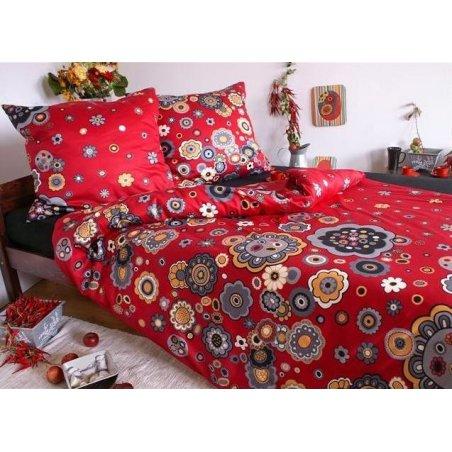 Saténové obliečky - 100% bavlna