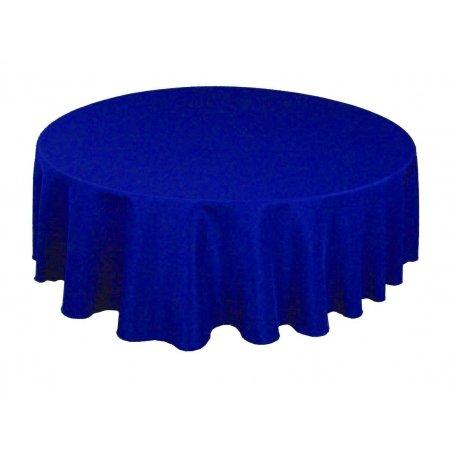 Obrus - kráľovská modrá